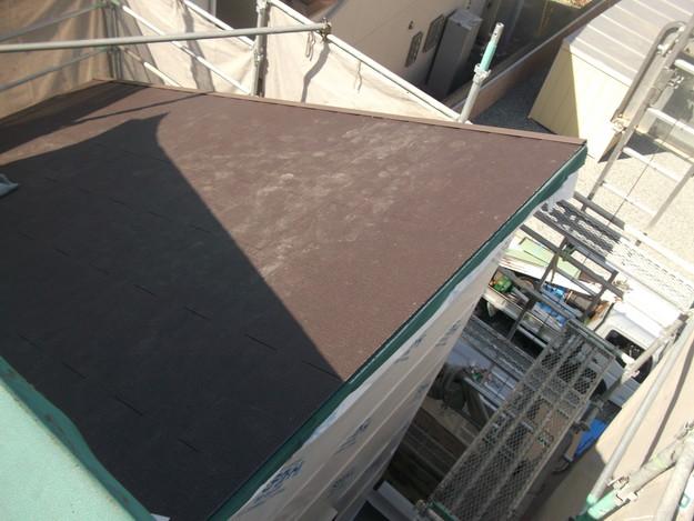 8屋根材張りDSCF2105