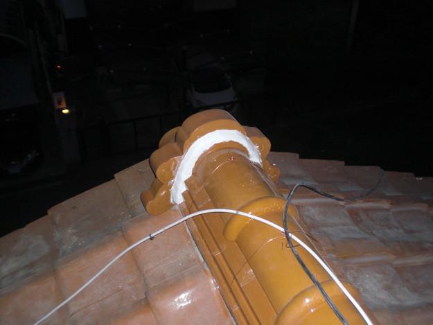 9棟瓦雨漏り対策修理CIMG1833