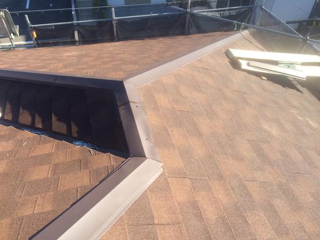 カバー工法による屋根のリフォーム1450403222107