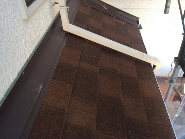 カバー工法による屋根のリフォーム1450403228245