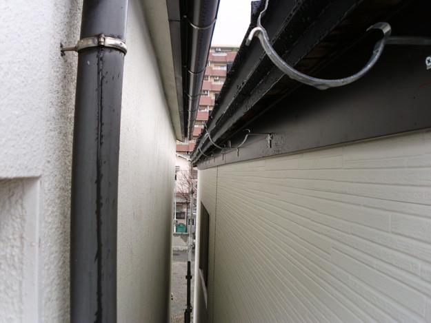 外壁サイディングリフォーム工事中DSCI0686