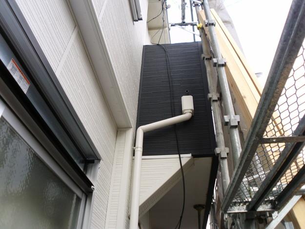 外壁サイディング工事DSCI0704
