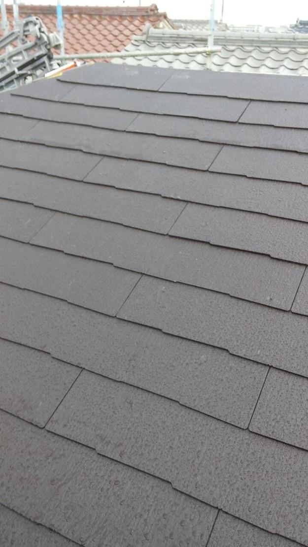 屋根のリフォームカバー工法カラーベスト1449367490890