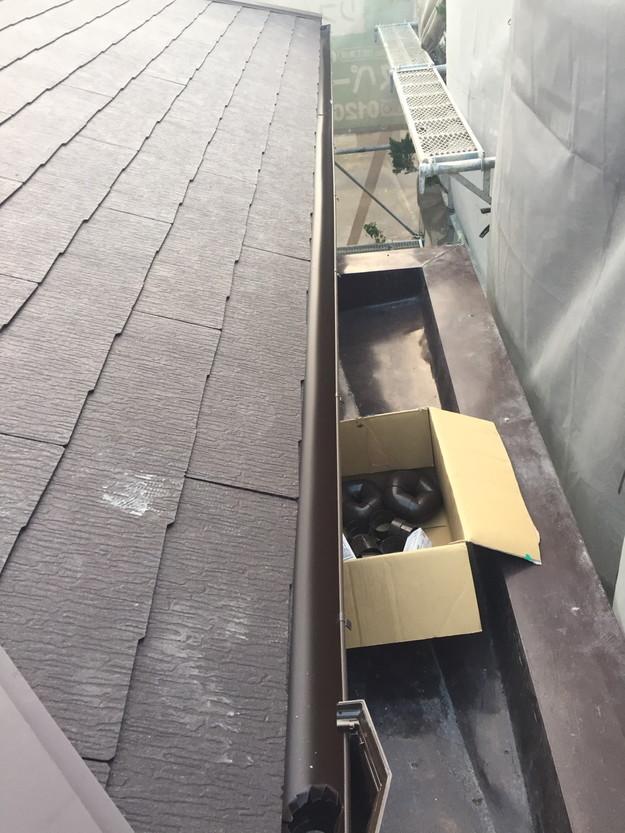 屋根のリフォーム完了1449367239385