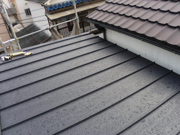 屋根のリフォーム完了DSCI0693