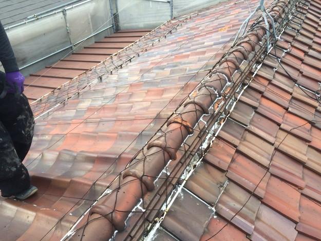 屋根のリフォーム施工前1450403107909