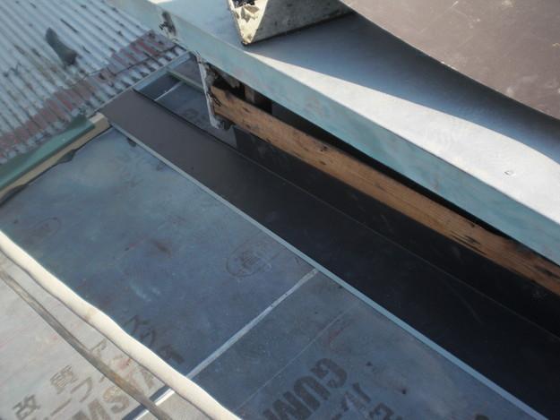 屋根葺き替えリフォーム工事新設瓦敷設から完成までCIMG2186