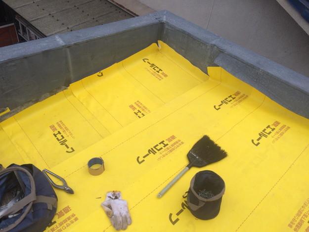 屋根防水シート張り1450663601209