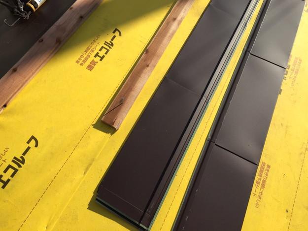 新設屋根材ガルバリウム合板使用1450663763106