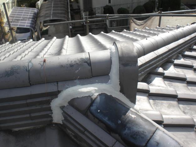 雨漏り対策修理完了CIMG2073
