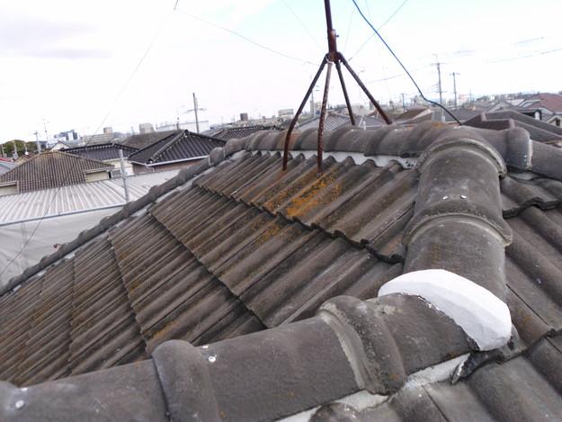 雨漏り対策修理完了DSCI1014