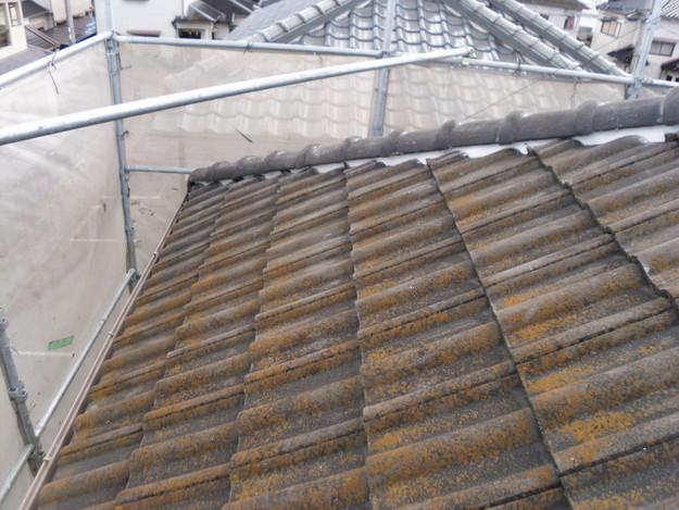 雨漏り対策修理完了DSCI1021