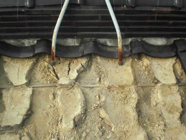 雨漏り対策修理工事CIMG2131