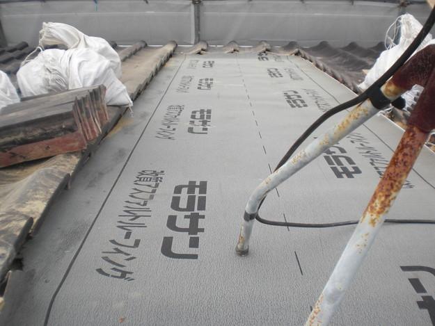 雨漏り対策修理工事CIMG2137