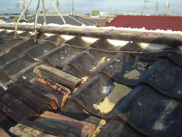 雨漏り対策修理工事CIMG2151