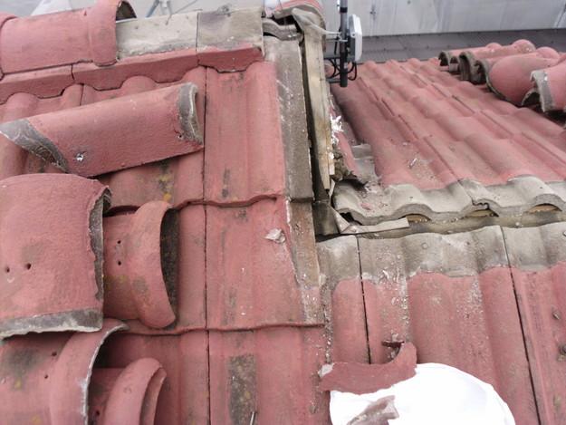 雨漏り対策修理工事DSCI0780