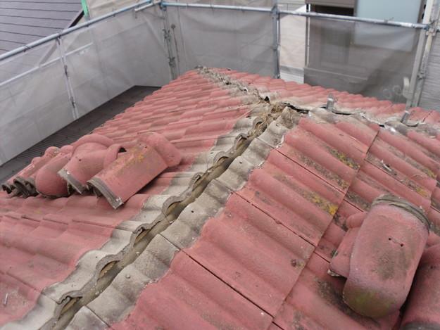 雨漏り対策修理工事DSCI0781