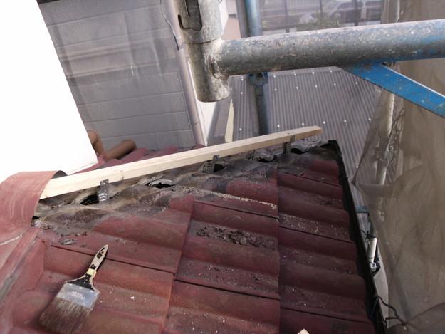 雨漏り対策修理工事DSCI0800