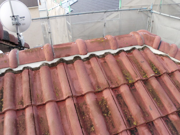 雨漏り対策修理工事DSCI0822