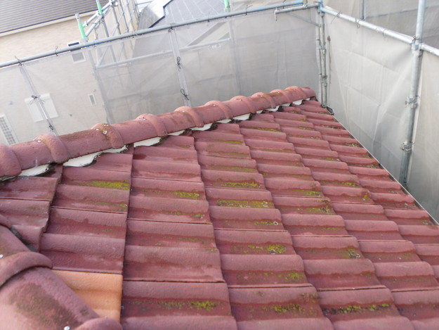 雨漏り対策修理工事DSCI0825