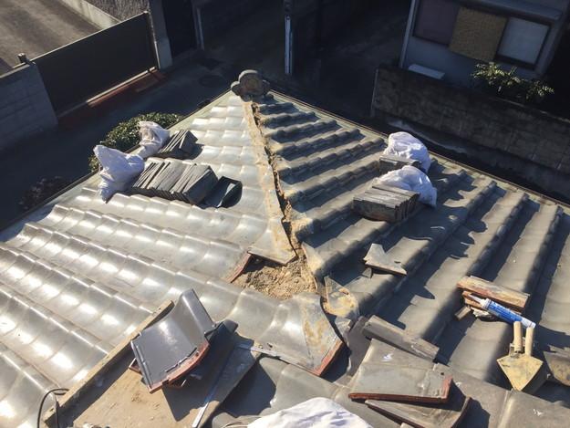 雨漏り対策修理1453290382496