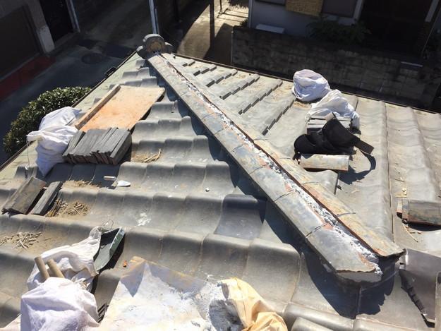 雨漏り対策修理1453290395036