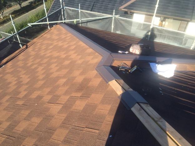 カバー工法による屋根のリフォーム1450403220106