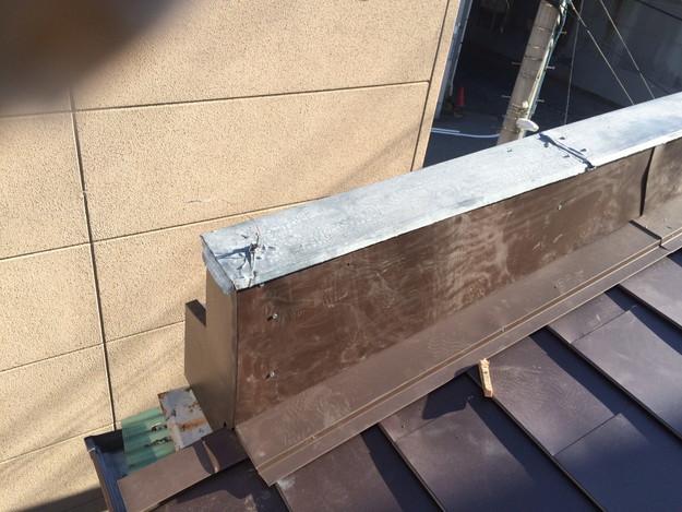 カバー工法工事による屋根のリフォーム1450663631731