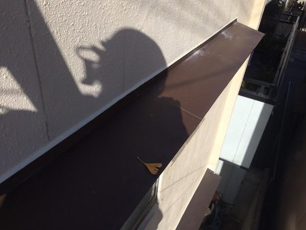 カバー工法工事による屋根のリフォーム1450663700172