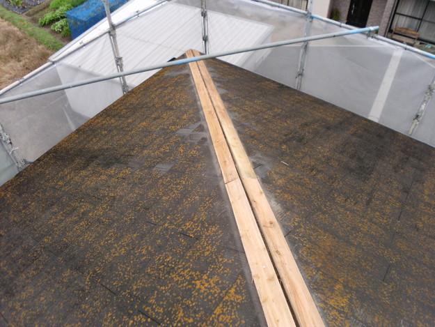 カラーベスト棟部分の劣化交換工事DSCI0628