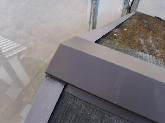 カラーベスト棟部分の劣化交換工事DSCI0631