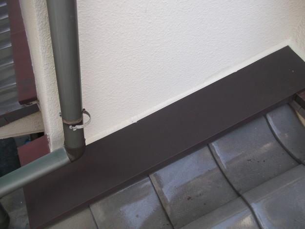 下屋根板金工事アフターDSCF2522