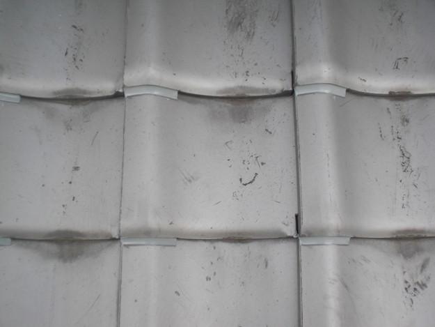 台風・暴風・地震によるズレめくれなど瓦の耐久性を高めるラバーロック工事アフターCIMG2174
