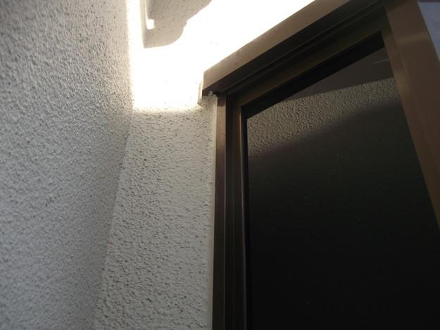 外壁防水コーキング処理後DSCF2517