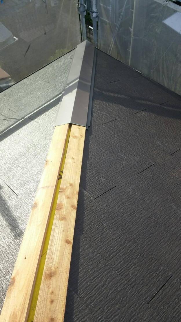 屋根のリフォームカバー工法カラーベスト1449367485193