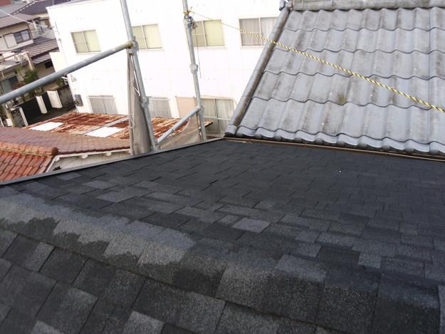 屋根のリフォーム完了DSCI0696