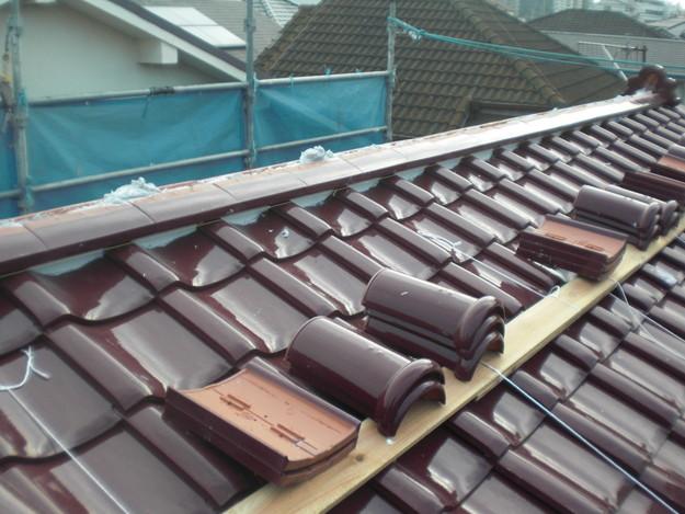 屋根のリフォーム完成までCIMG2160