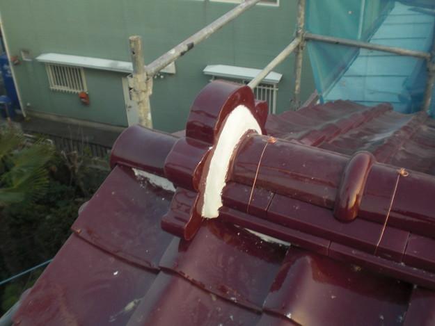屋根のリフォーム完成までCIMG2162