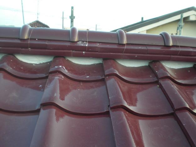 屋根のリフォーム完成までCIMG2163