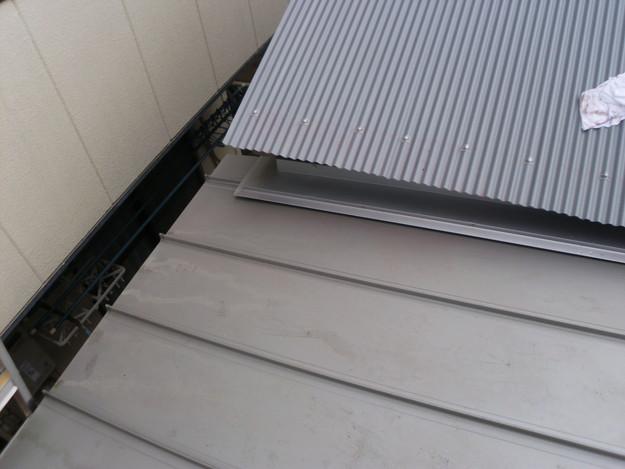 屋根工事中DSCI0760