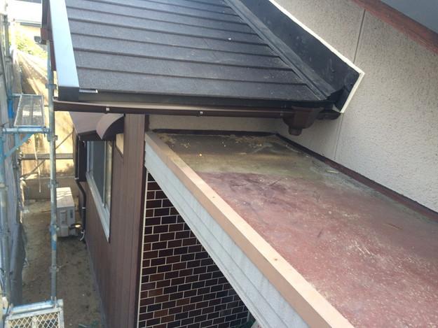 新設屋根材敷設作業1449324627767