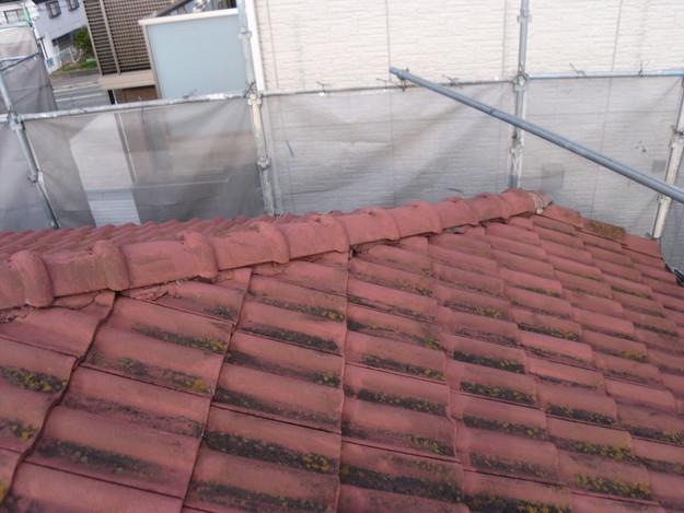 雨漏り対策修理工事ビフォーDSCI0775