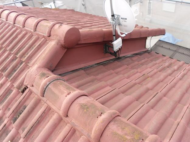 雨漏り対策修理工事ビフォーDSCI0777