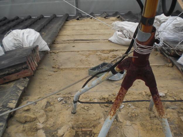 雨漏り対策修理工事CIMG2134