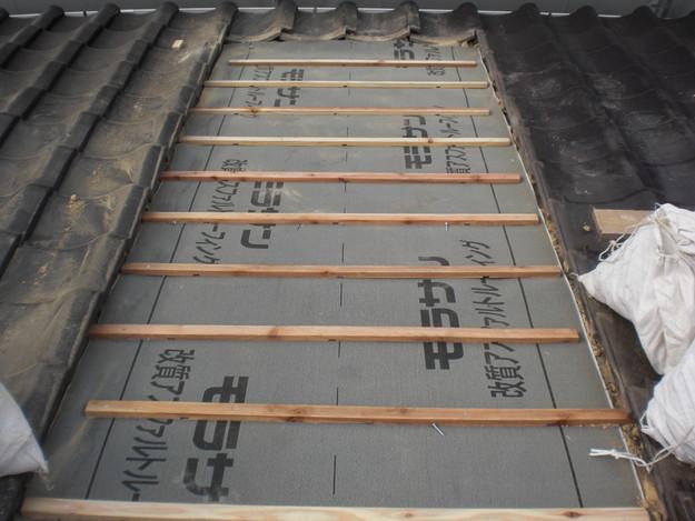 雨漏り対策修理工事CIMG2140
