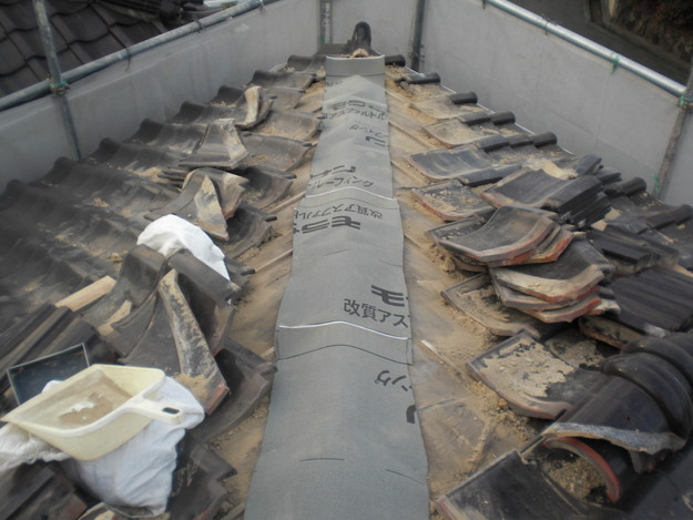 雨漏り対策修理工事CIMG2144