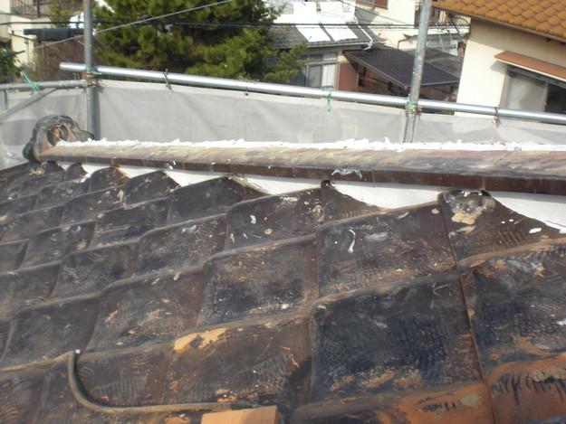 雨漏り対策修理工事CIMG2147