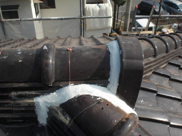 雨漏り対策修理工事CIMG2154