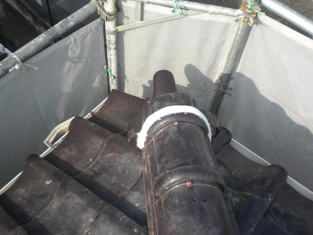 雨漏り対策修理工事CIMG2157