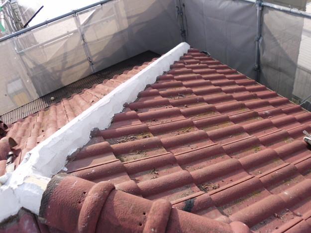 雨漏り対策修理工事DSCI0786